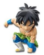 DRAGON BALL SUPER BROLY - Figurine WCF Vol 1 - Broly - 7cm