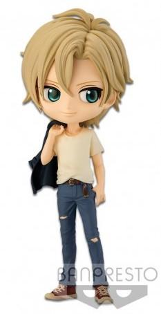 BANANA FISH - Figurine Q Posket - Ash Lynx Version B - 14cm_1