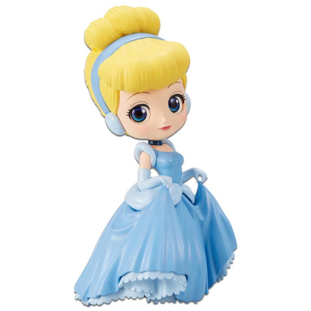 DISNEY - Q Posket Cinderella - 14cm