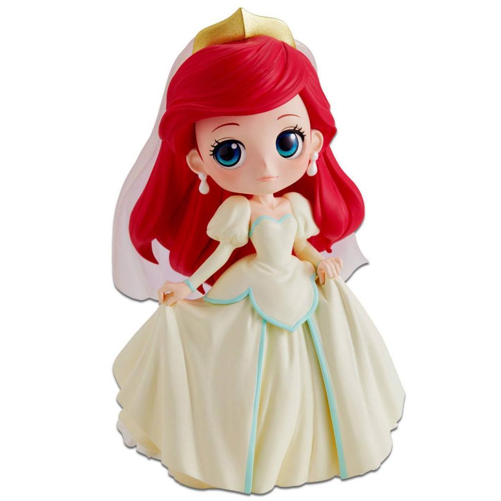 DISNEY - Q Posket Ariel Dreamy Style - 14cm