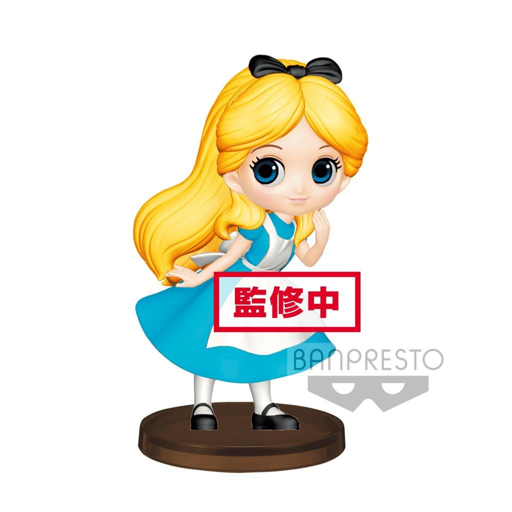 DISNEY - Q posket Mini Girls - Alice - 7cm