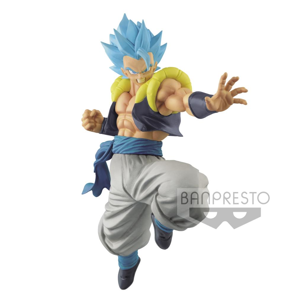 DRAGON BALL SUPER MOVIE - Ultimate Soldiers - New Hero - 22cm
