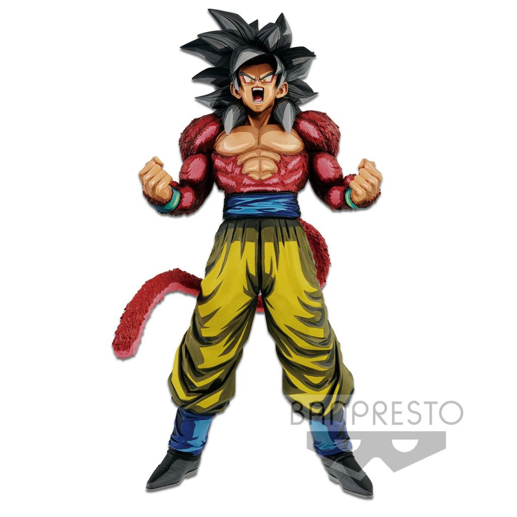 DRAGON BALL GT - Master Stars Piece - Super Saiyan 4 Son Goku - 33cm