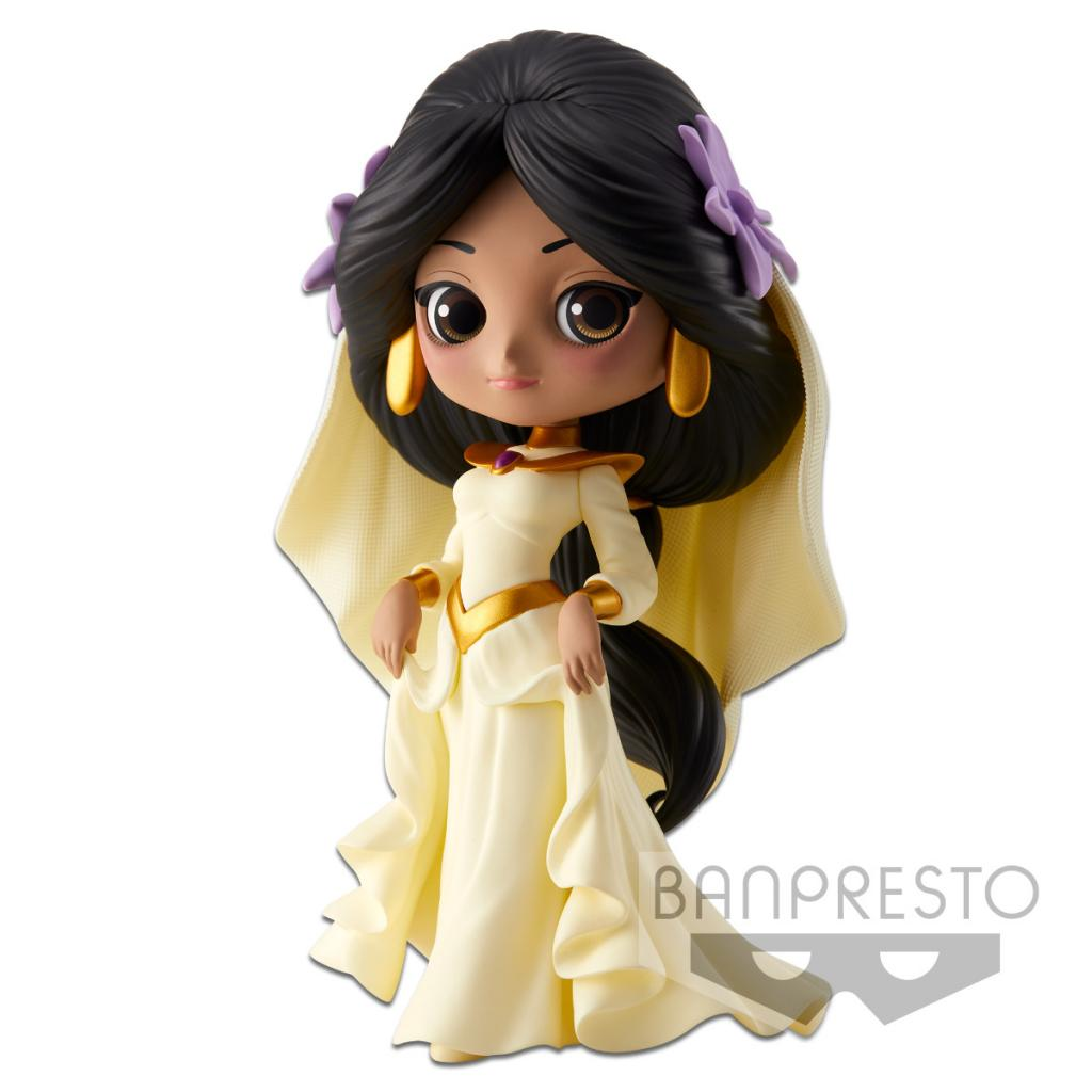 DISNEY - Q Posket Jasmine Dreamy Style Normal Color Version - 14cm