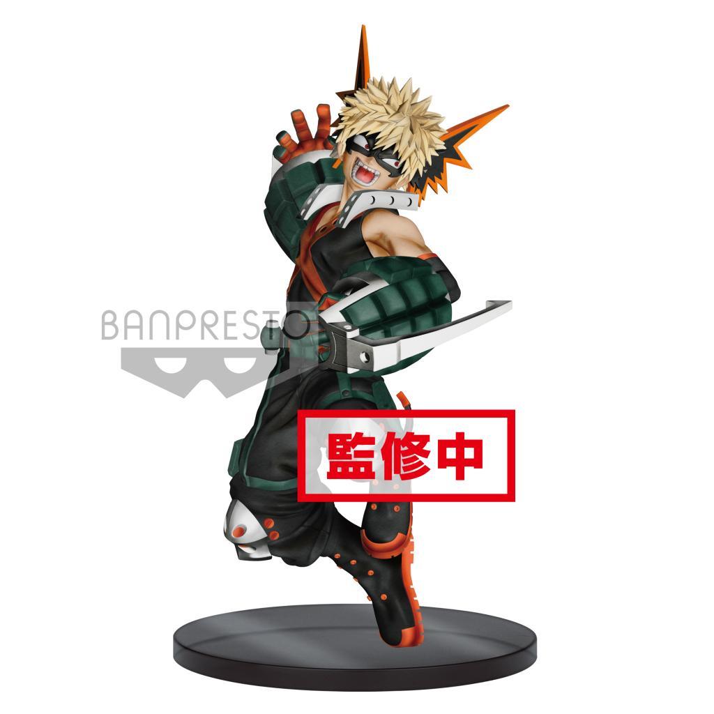 MY HERO ACADEMIA AMAZING HEROES - Vol 3 : Katsuki Bakugou - 16cm