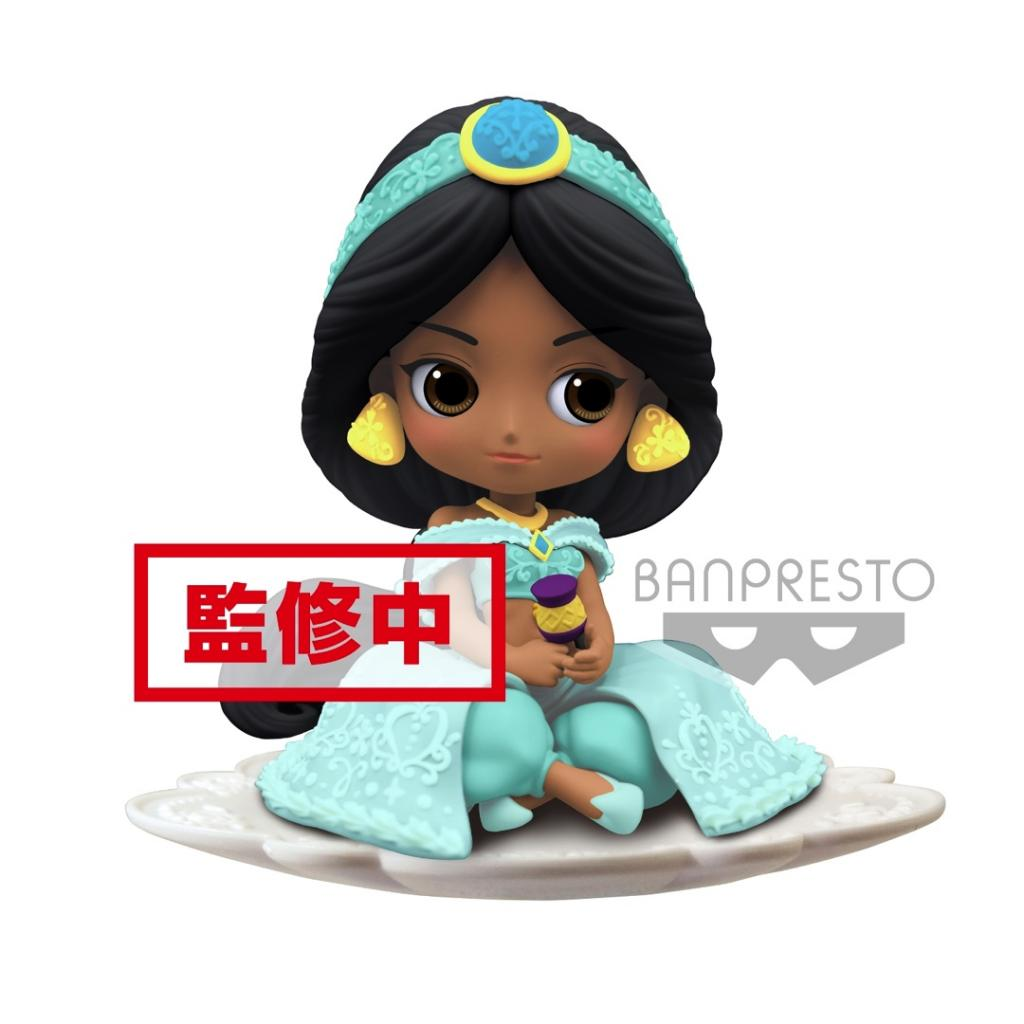 DISNEY - Q Posket SUGIRLY Jasmine Milky Color Version - 9cm