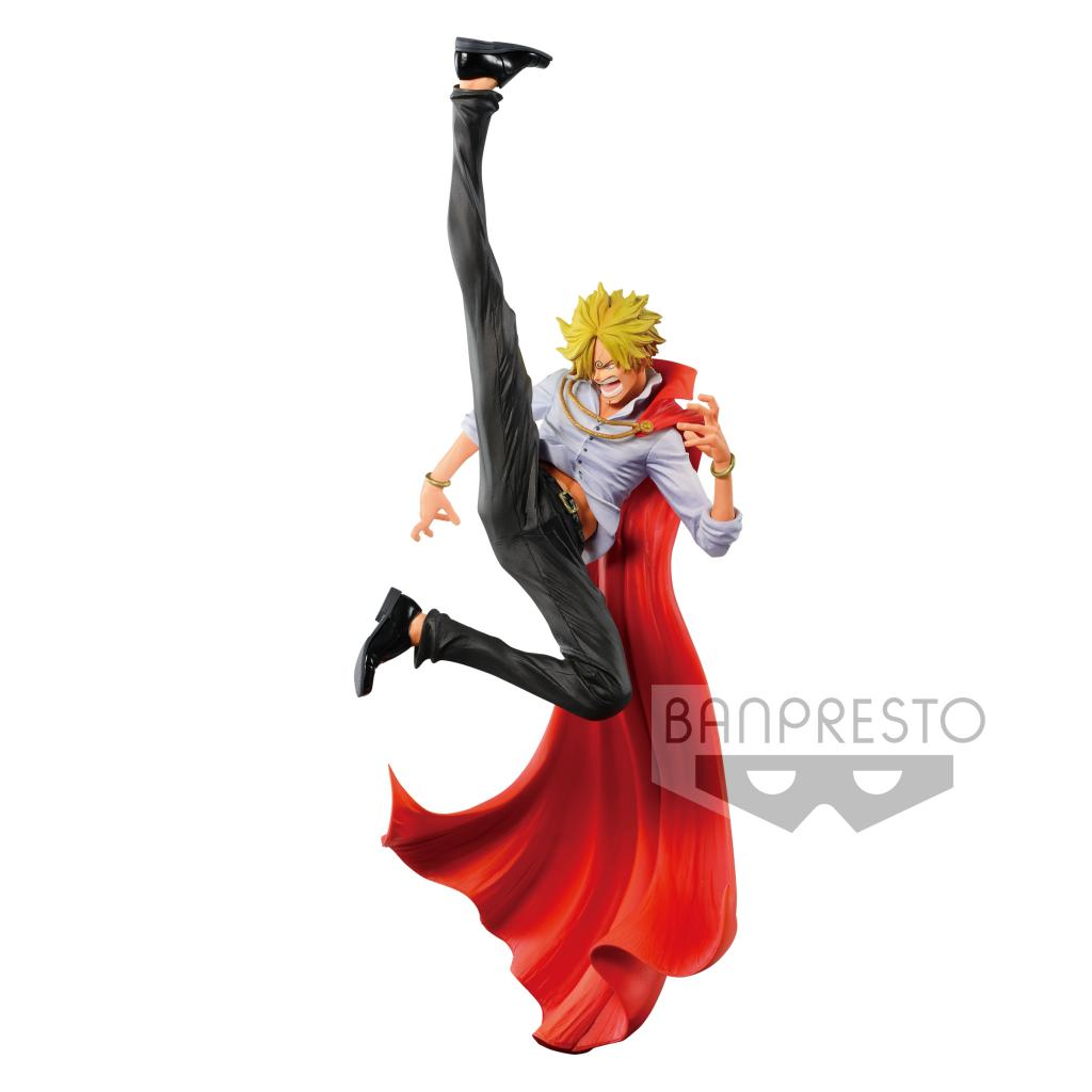 ONE PIECE - Figurine BWFC Colosseum 2 - Vol 2 - Sanji - 20cm