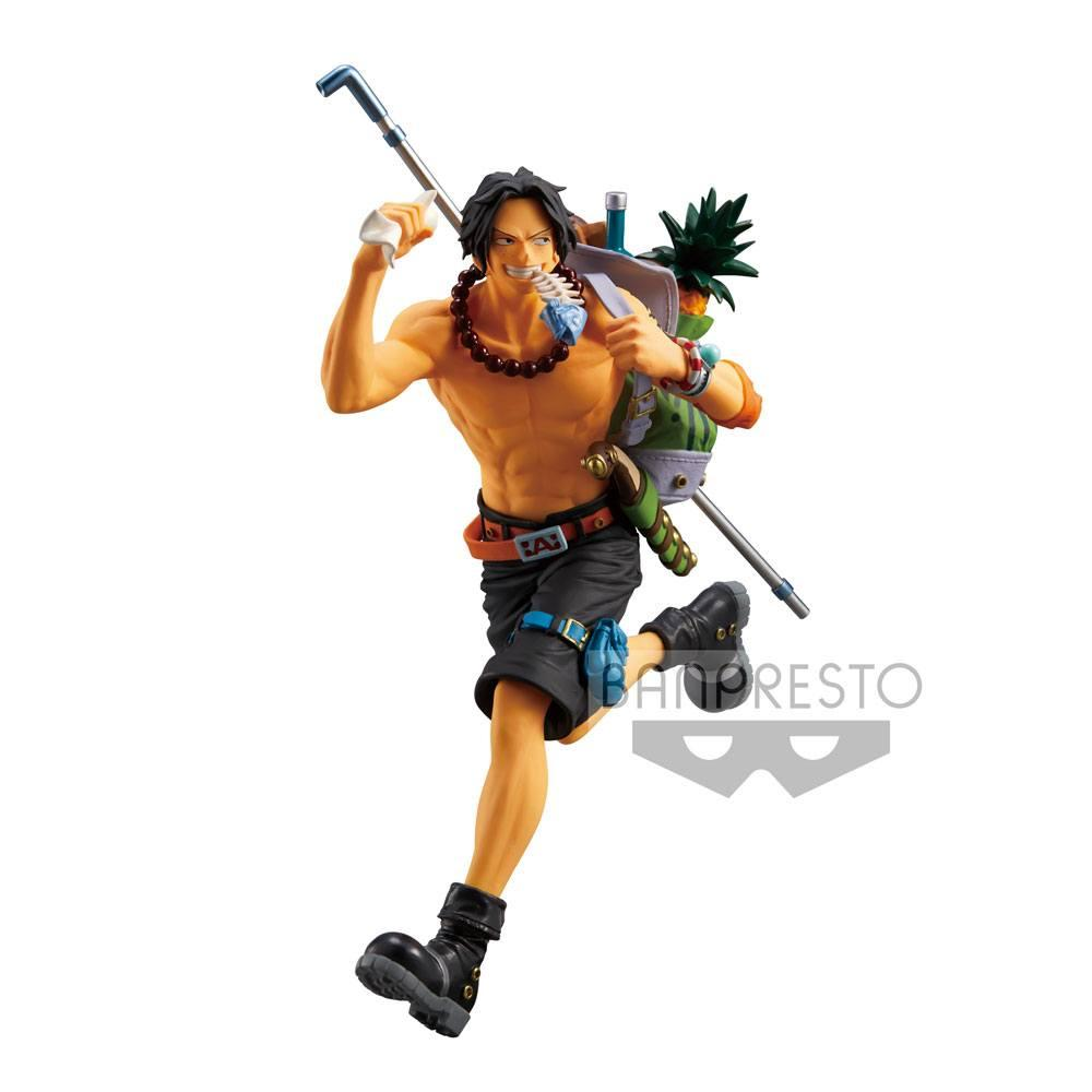 ONE PIECE - Figurine Portgas D.Ace Special Launch - 13cm