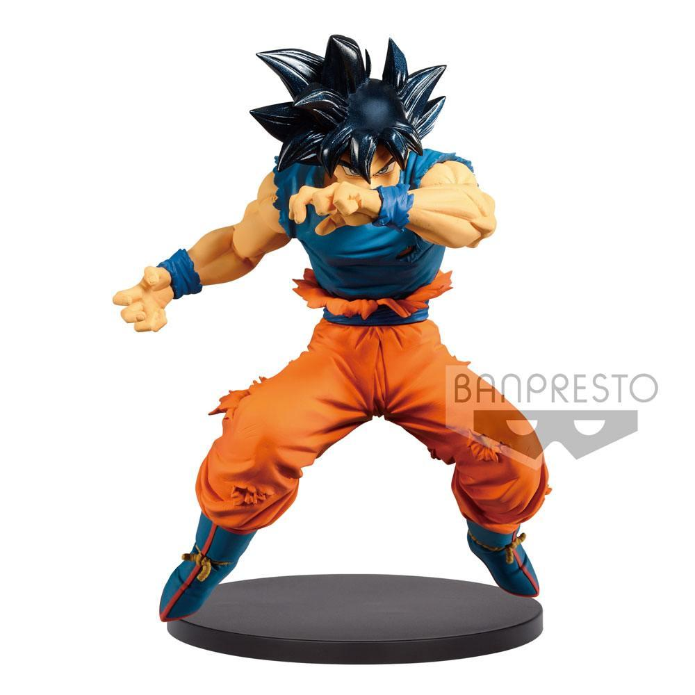 DRAGON BALL SUPER - Figurine Blood of Saiyans - S Goku Ultra.. - 16cm