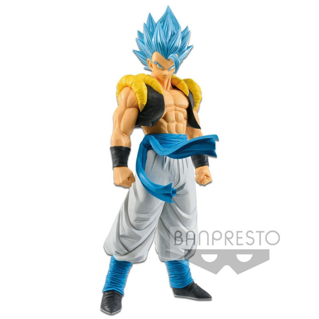 DRAGON BALL - Figurine Grandista Resolution of Soldiers - Gogeta 27cm