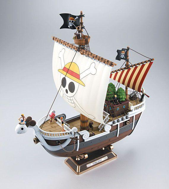 ONE PIECE - Model Kit - Ship - Going Merry - 30 CM_2