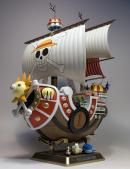 ONE PIECE - Model Kit - Ship - Thousand Sunny - 30 CM