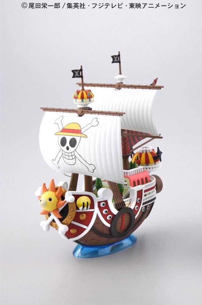 ONE PIECE - Model Kit - Ship - Thousand Sunny - 15 CM