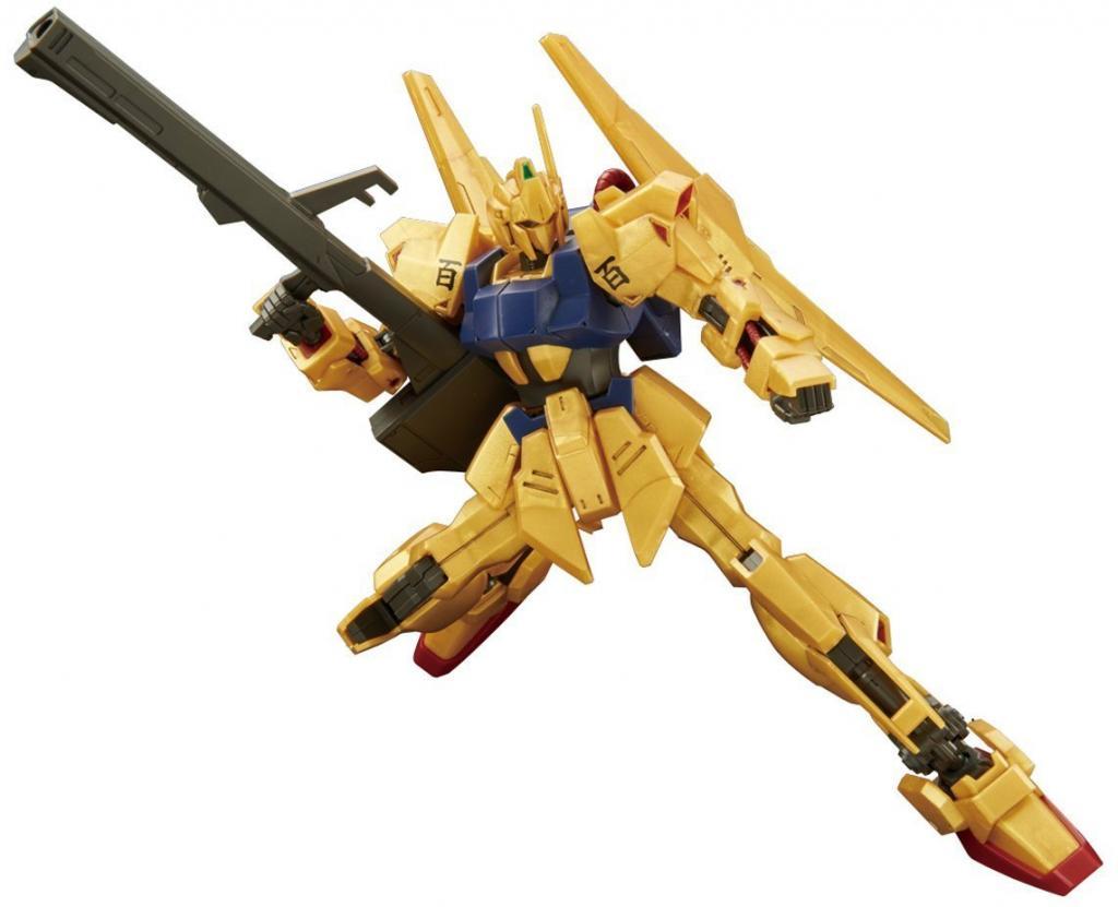 GUNDAM - Model Kit - HG 1/144 - Hyaku-Shiki - 13 CM_2