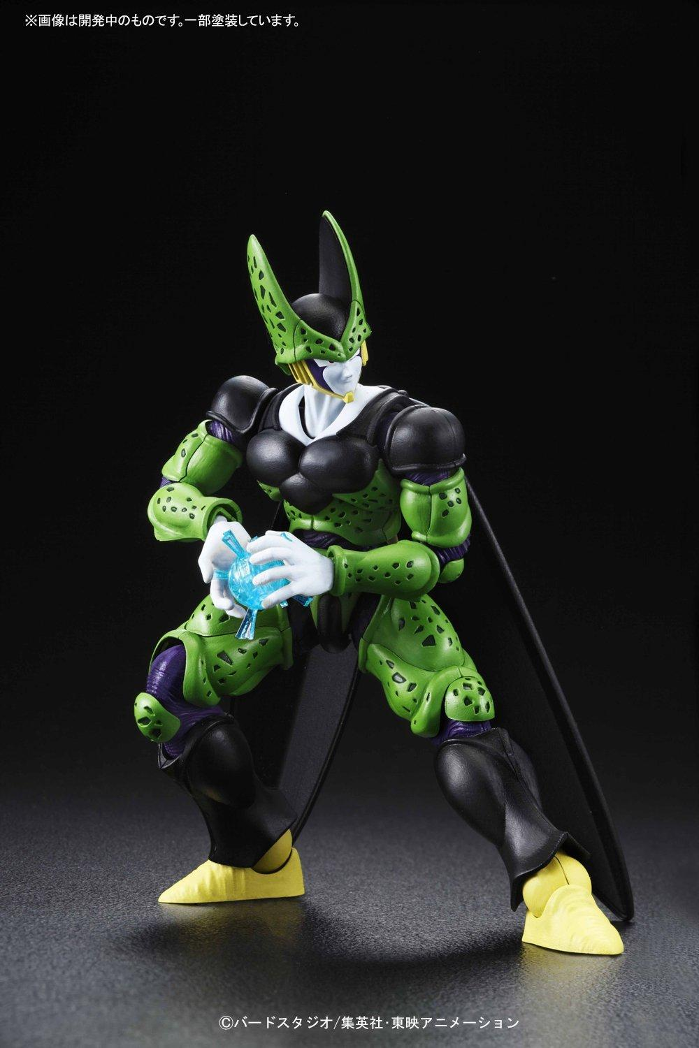 DRAGON BALL - Model Kit - Perfect Cell_3