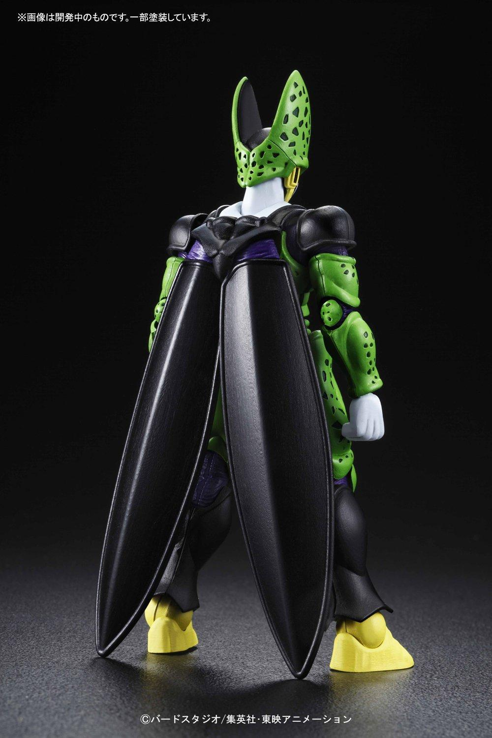 DRAGON BALL - Model Kit - Perfect Cell_4