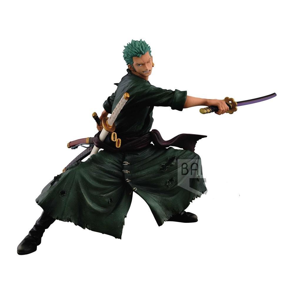 ONE PIECE - Figurine Zoukei Monogatari - Roronoa Zoro