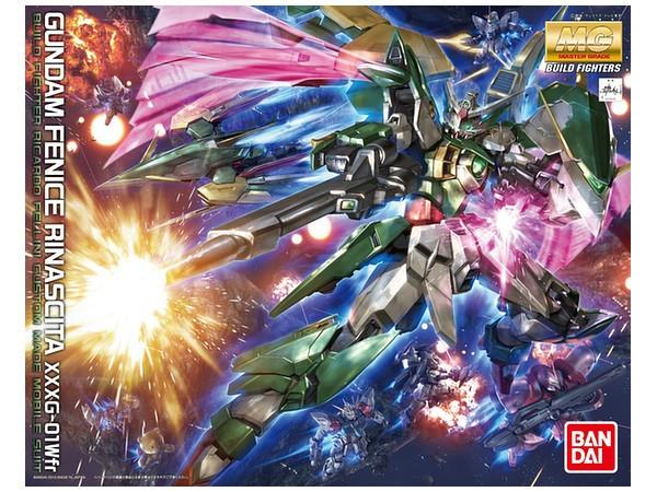 GUNDAM Build Fighters - Model Kit - MG 1/100 - Gundam Fenice Rinascita