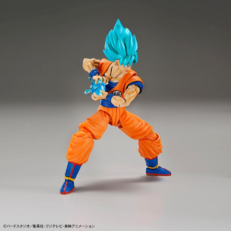 DRAGON BALL - Model Kit - Super Saiyan God Super Saiyan Son Goku_2