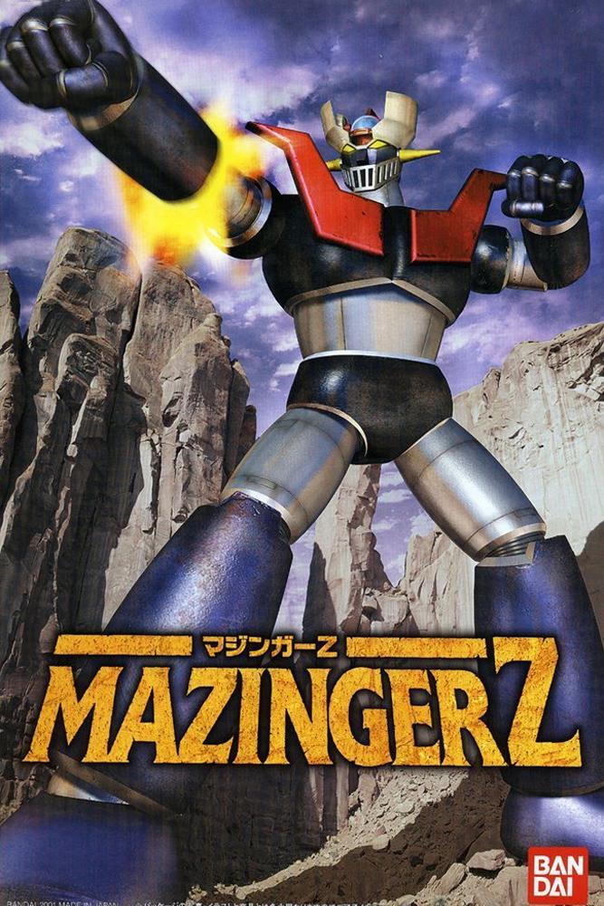 MAZINGER - Model Kit - Mazinger Z - 13cm