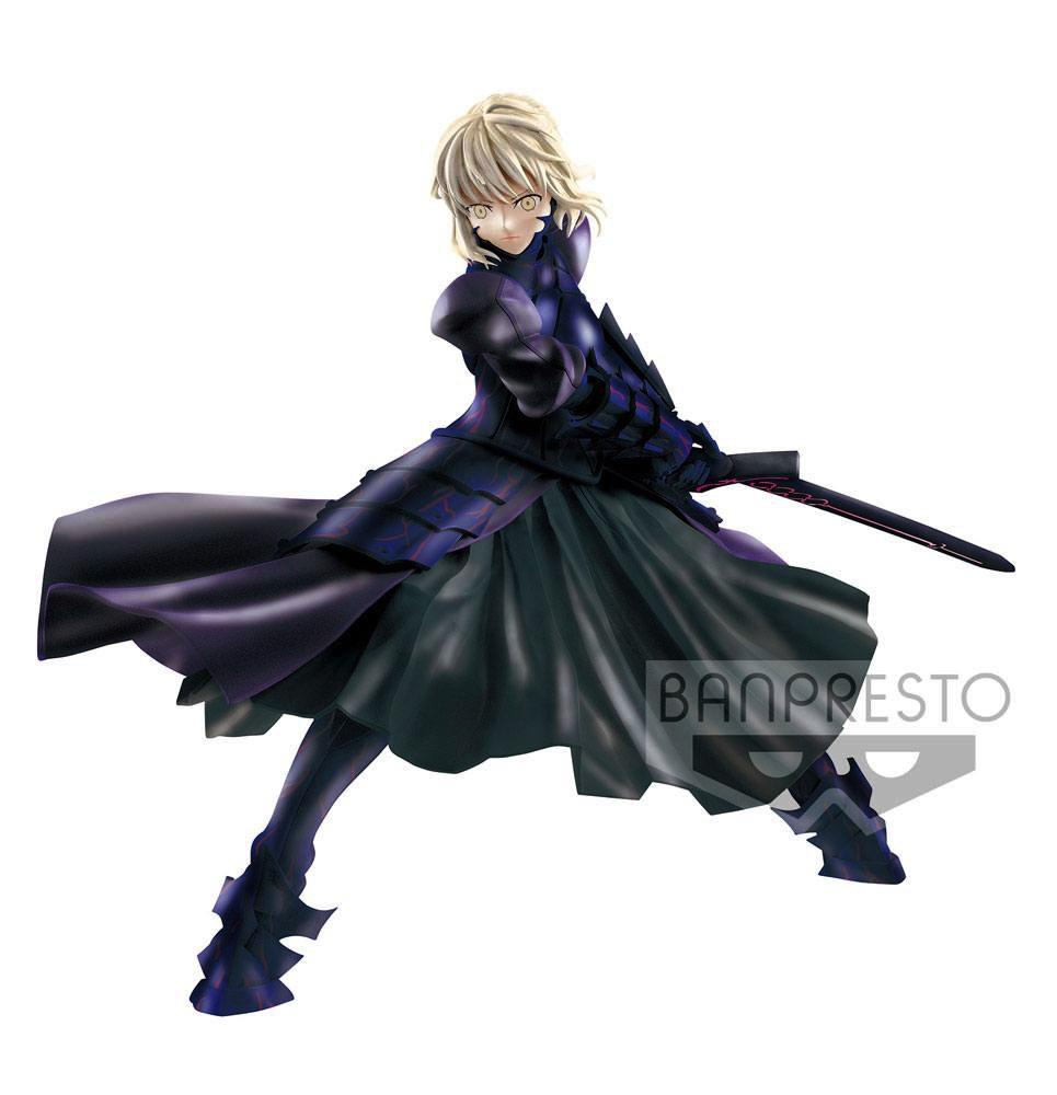FATE/STAY NIGHT HEAVEN'S FEEL - Figurine - Saber Alter - 19cm
