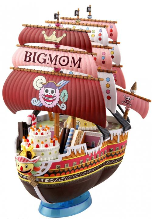 ONE PIECE - Model Kit - Ship - Queen Mama Chanter - 15 CM