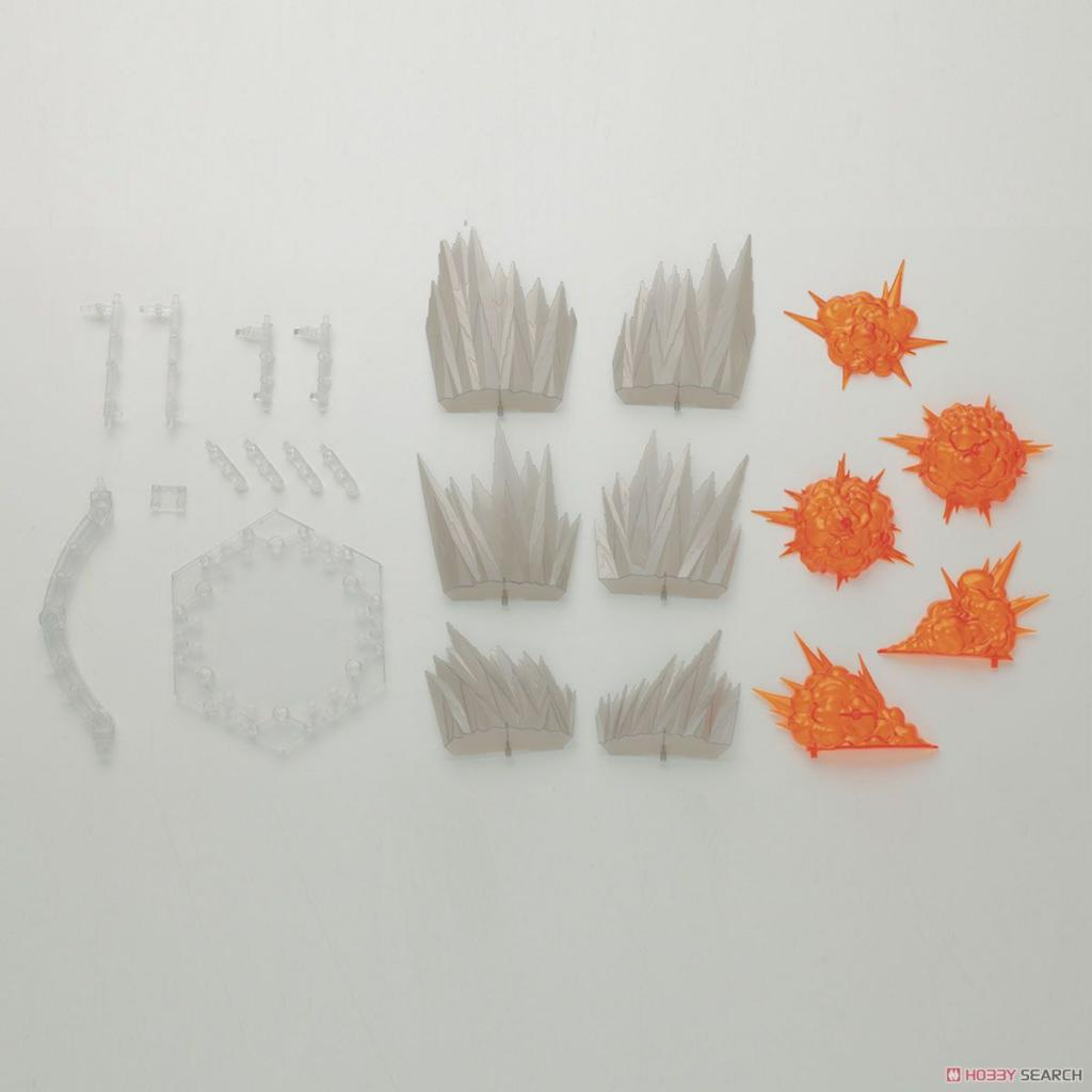 DRAGON BALL - Model Kit - EFFECT - Burst Effect_2
