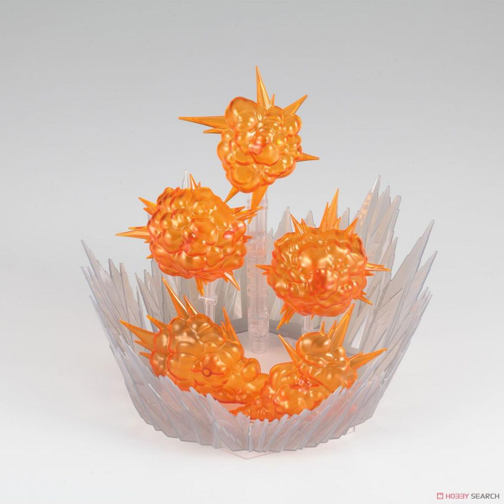 DRAGON BALL - Model Kit - EFFECT - Burst Effect_3