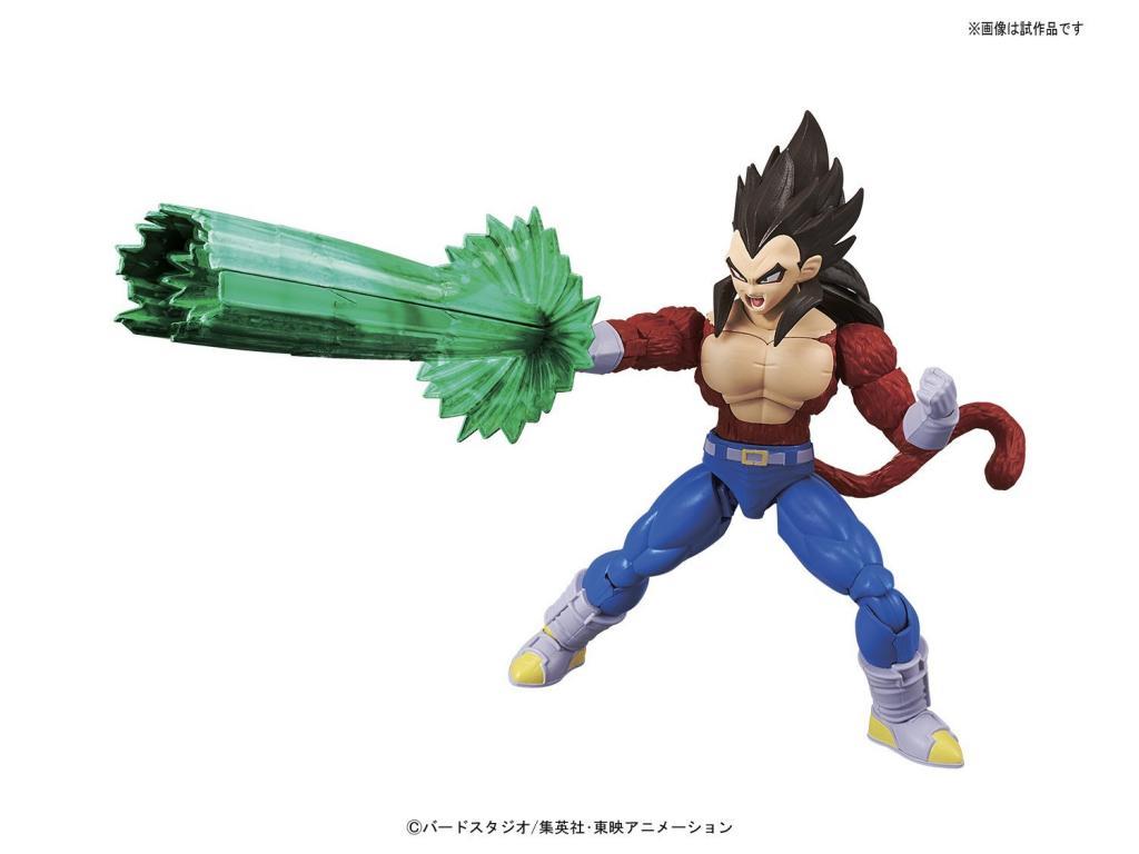 DRAGON BALL - Model Kit - Super Sayan 4 Vegeta_3