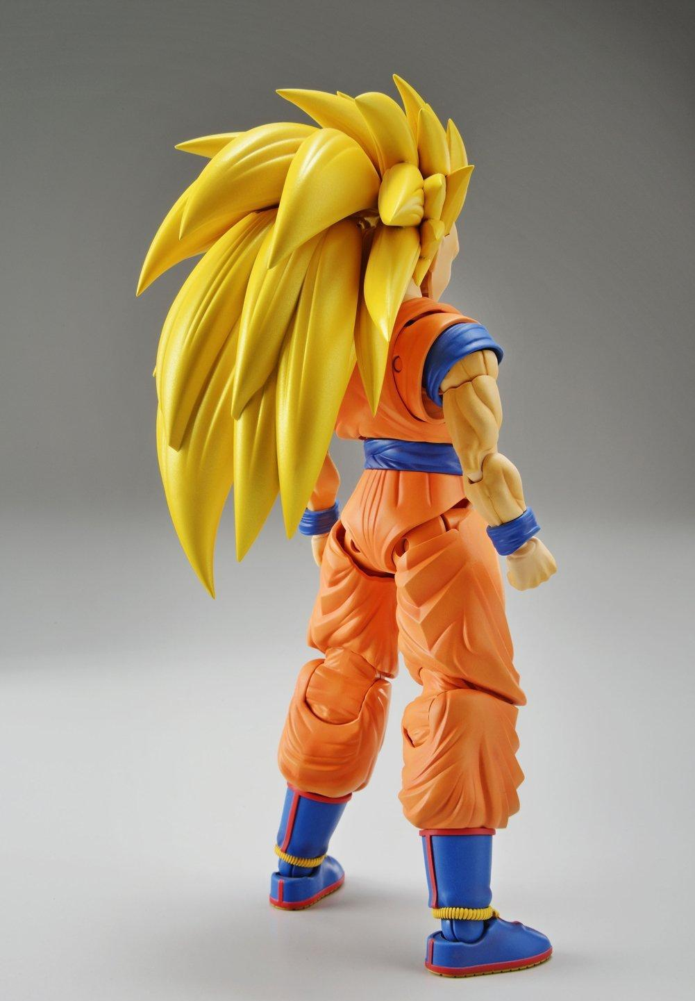 DRAGON BALL - Model Kit - Super Sayan 3 Son Goku_2
