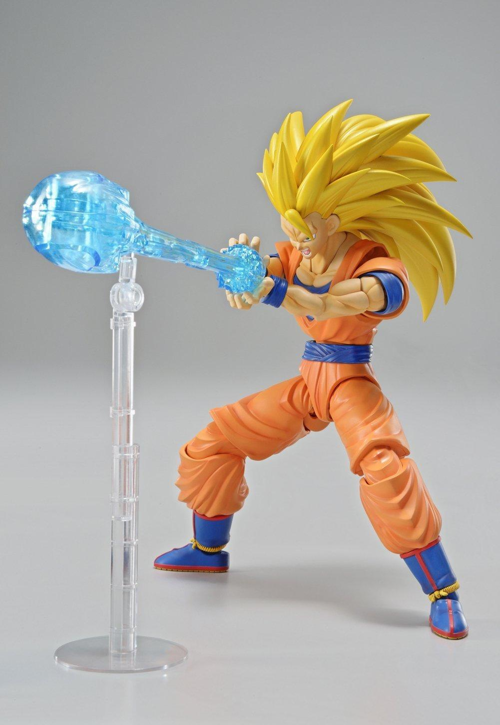 DRAGON BALL - Model Kit - Super Sayan 3 Son Goku_3