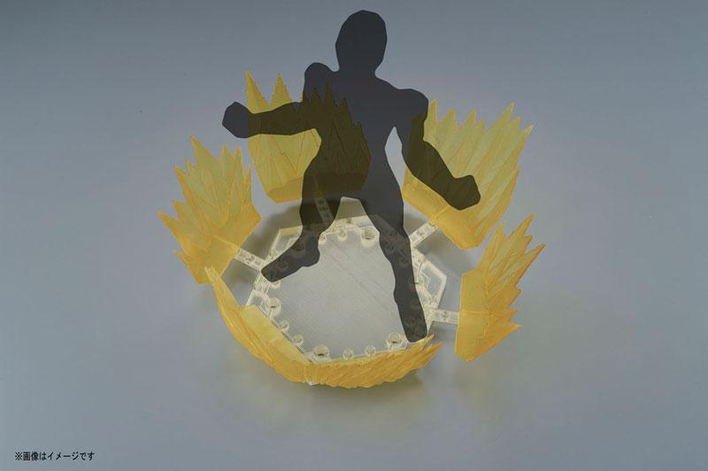 DRAGON BALL - Model Kit - EFFECT - Aura Effect Yellow_2