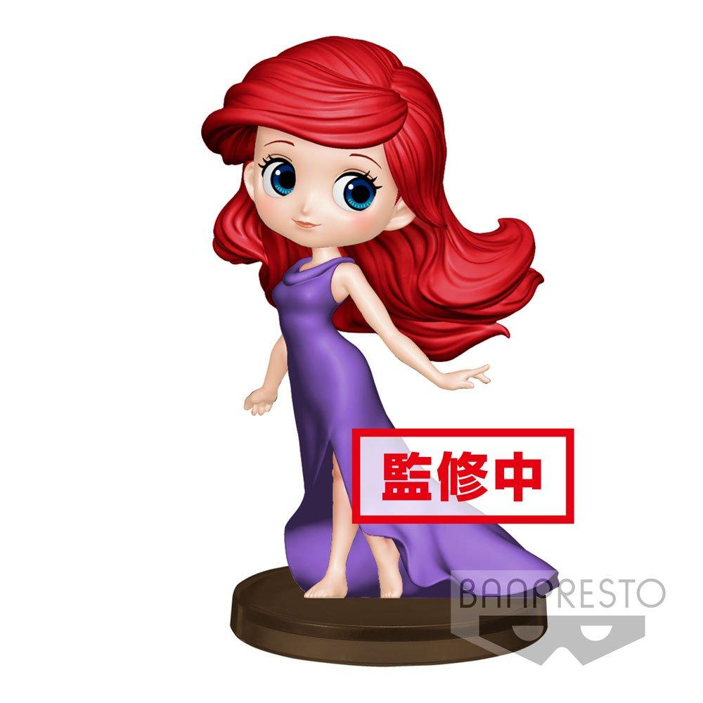 DISNEY - Q posket Mini - Ariel - 7cm
