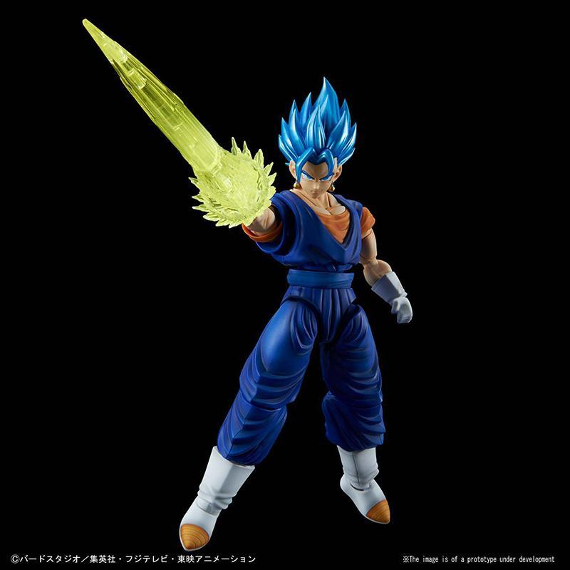 DRAGON BALL - Model Kit - Super Saiyan God Super Saiyan Vegeta_2