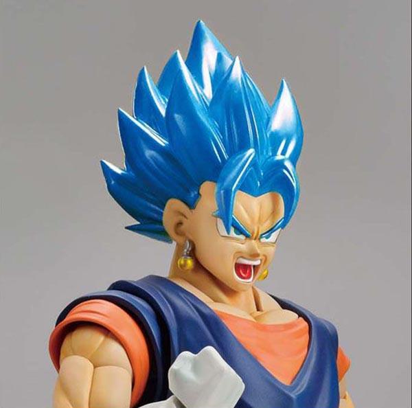DRAGON BALL - Model Kit - Super Saiyan God Super Saiyan Vegeta_3