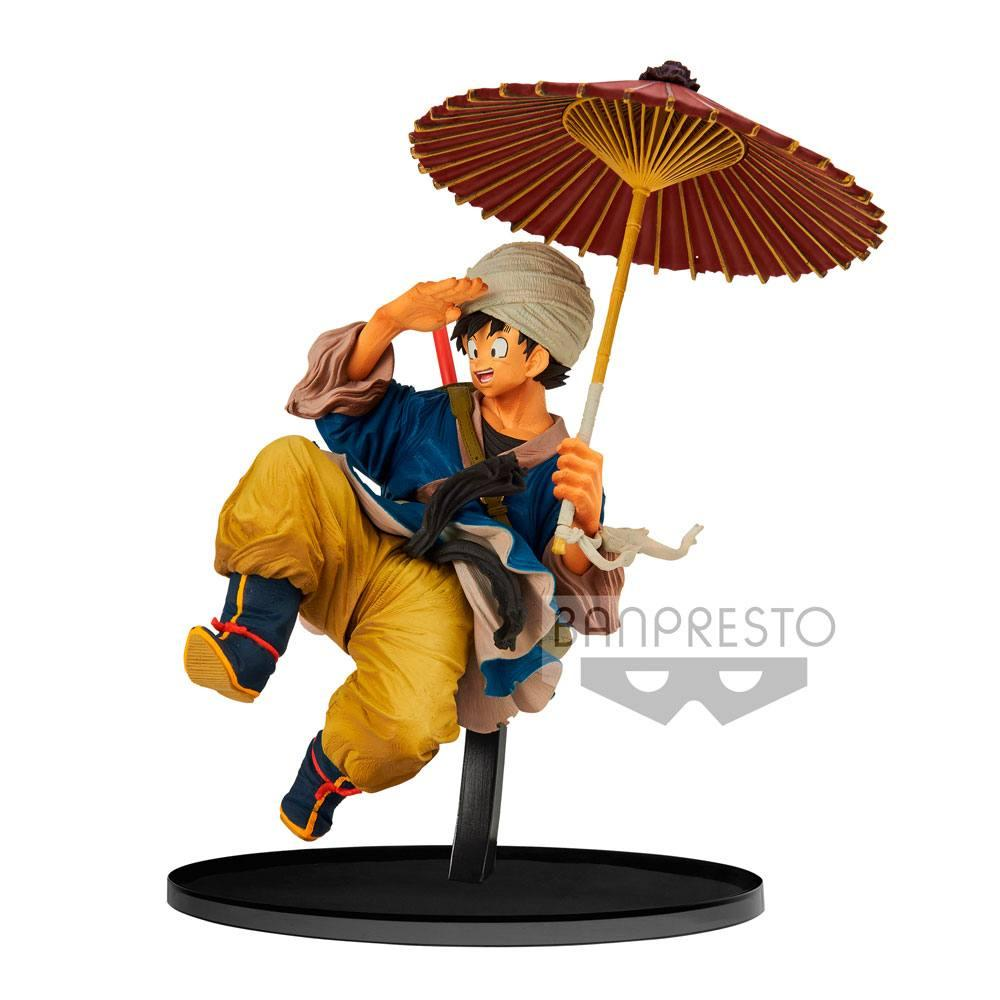 DRAGON BALL - Figurine BWFC Colosseum 2 - Vol 6 - Son Goku - 18cm_1