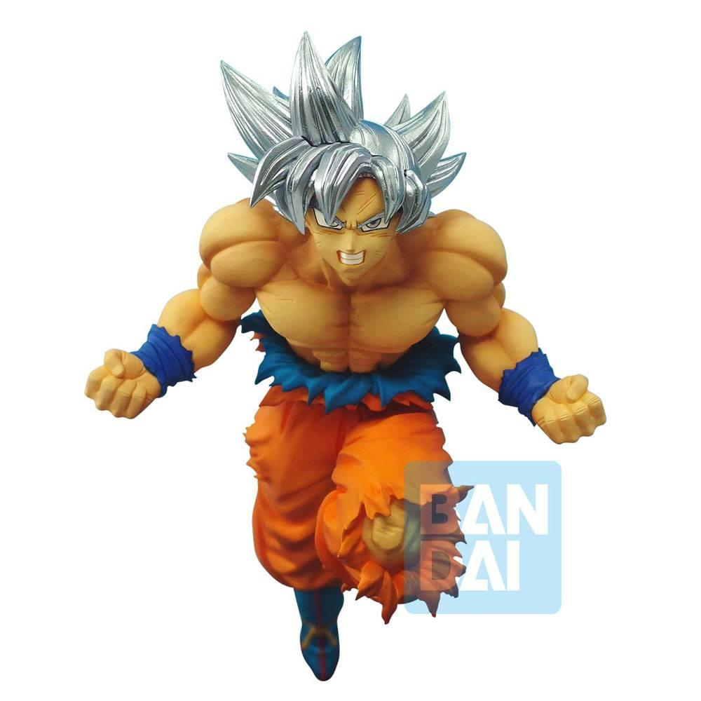 DRAGON BALL SUPER - Battle Figure - Son Goku Ultra Instinct - 16cm