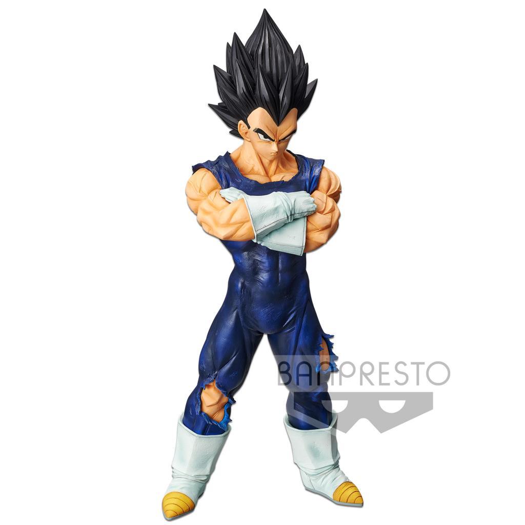 DRAGON BALL - Figurine Grandista Nero - Vegeta - 26cm