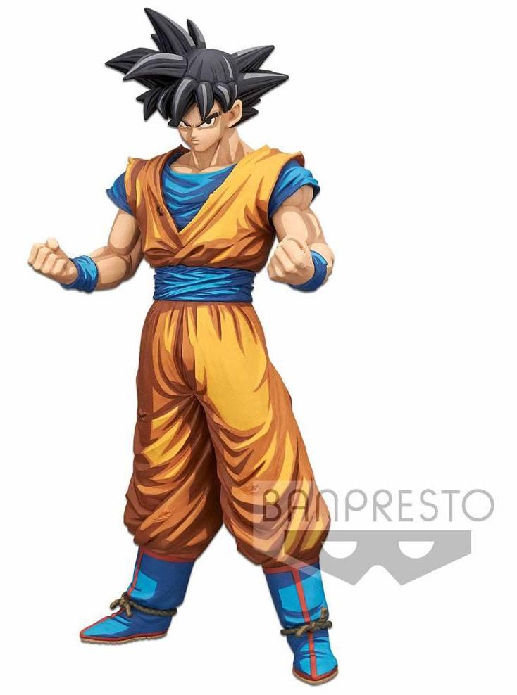 DRAGON BALL Z - Grandista - Son Goku Manga Dimension - 28cm