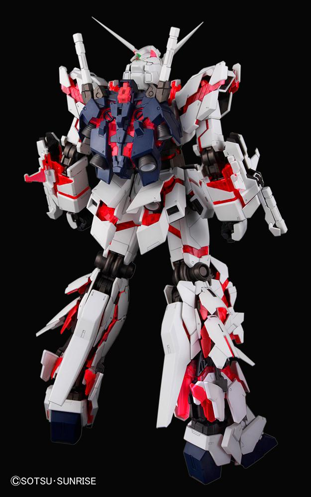 GUNDAM - Model Kit - PG Unicorn RX-0 1/60_6