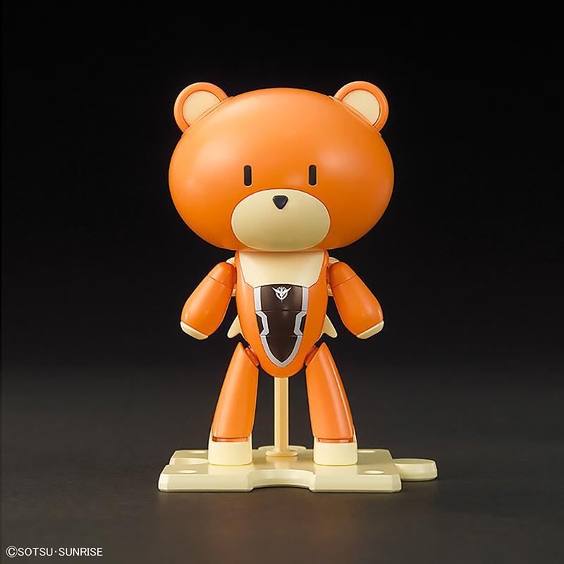 PETITGGUY - Model Kit - Allelujah Hap Orange 1/144