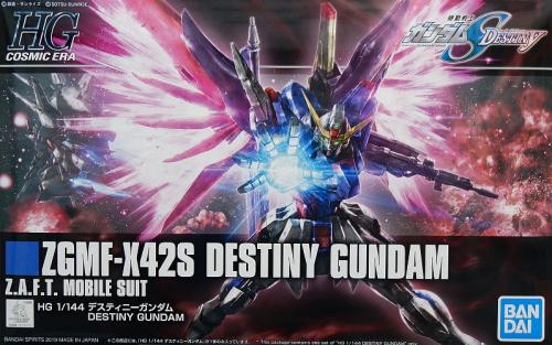 GUNDAM - HGCE ZGMF-X42S Destiny 1/144 - Model Kit