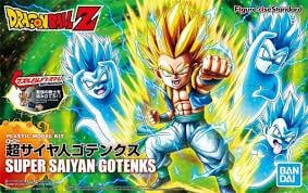 DRAGON BALL - Model Kit - Syper Saiyan Gotenks