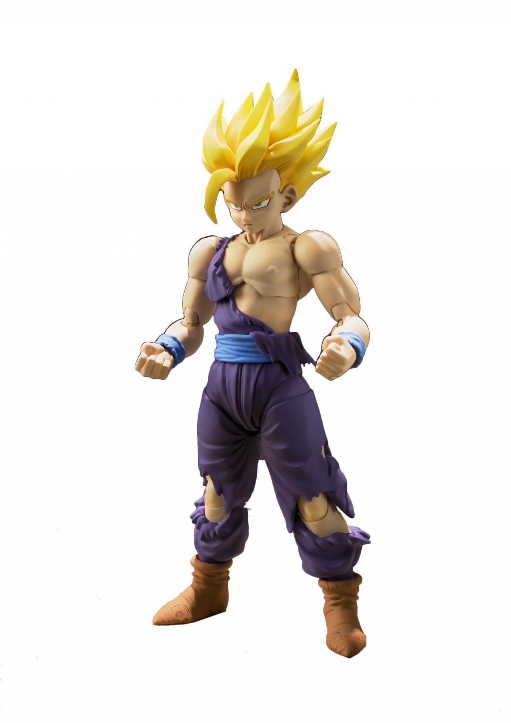 DRAGON BALL Z - Super Saiyan Son Gohan Figuarts (Bandai)_1