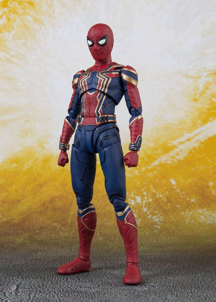 AVENGERS INFINITY WAR - Iron Spider Figuarts (Bandai)