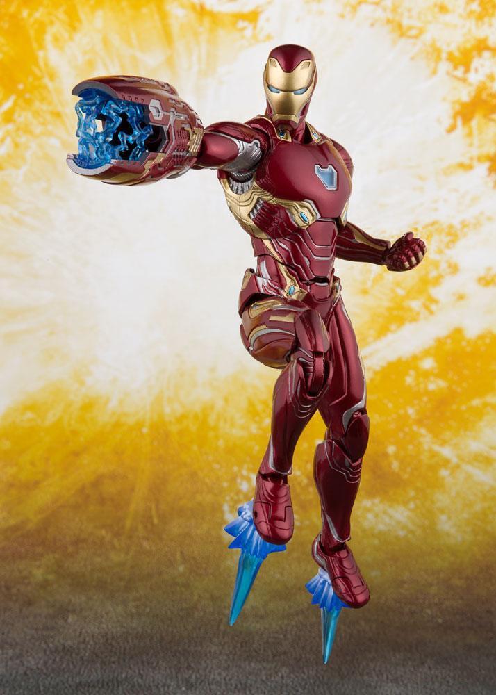 AVENGERS INFINITY WAR - Iron Man Figuarts (Bandai)