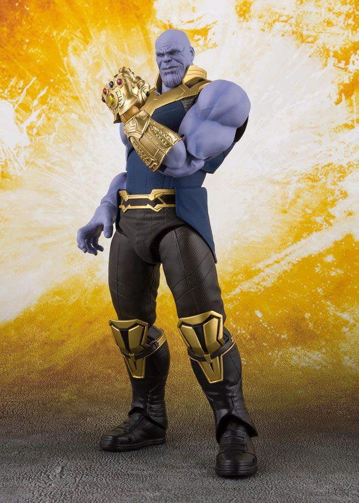 AVENGERS INFINITY WAR - Thanos Figuarts (Bandai)