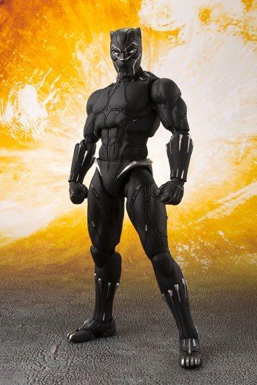 AVENGERS INFINITY WAR - Black Panther Figuarts (Bandai)