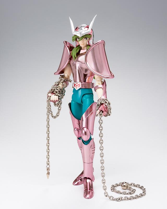 SAINT SEIYA - Myth Cloth - Andromeda Shun Revival (Bandai)