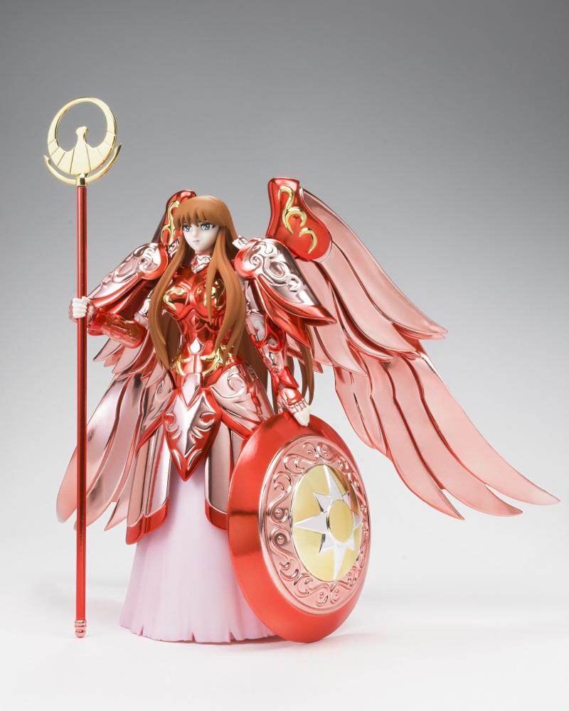 SAINT SEIYA - Figurine SCM Athena 15h Anniversary -16 cm (Bandai)
